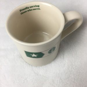Starbucks Military Coffe Mug 14 ounce